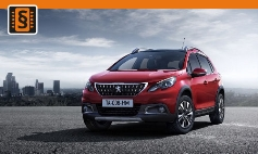 ECU Remap - Chiptuning Peugeot  2008