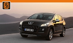 ECU Remap - Chiptuning Peugeot  3008