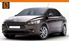 ECU Remap - Chiptuning Peugeot  301