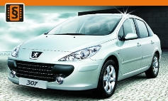 ECU Remap - Chiptuning Peugeot  307