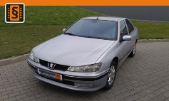 ECU Remap - Chiptuning Peugeot  406