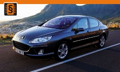 ECU Remap - Chiptuning Peugeot  407