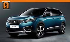 ECU Remap - Chiptuning Peugeot  5008