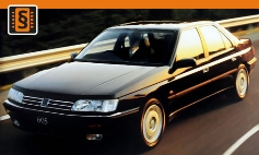 ECU Remap - Chiptuning Peugeot  605