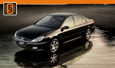 ECU Remap - Chiptuning Peugeot  607