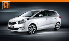 ECU Remap - Chiptuning Kia  Carens