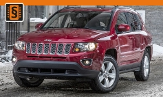 ECU Remap - Chiptuning Jeep  Compass