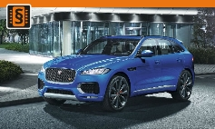 ECU Remap - Chiptuning Jaguar  F-Pace