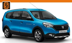 ECU Remap - Chiptuning Dacia  Lodgy