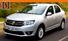 ECU Remap - Chiptuning Dacia  Logan