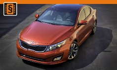 ECU Remap - Chiptuning Kia  Optima