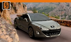 ECU Remap - Chiptuning Peugeot  RCZ