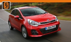ECU Remap - Chiptuning Kia  Rio