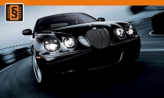 ECU Remap - Chiptuning Jaguar  S-Type