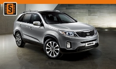 ECU Remap - Chiptuning Kia  Sorento