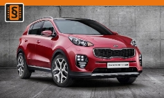 ECU Remap - Chiptuning Kia  Sportage