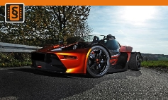 ECU Remap - Chiptuning KTM  X-Bow