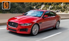 ECU Remap - Chiptuning Jaguar  XE