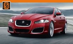 ECU Remap - Chiptuning Jaguar  XF
