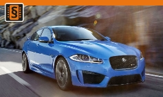 ECU Remap - Chiptuning Jaguar  XFR