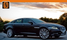 ECU Remap - Chiptuning Jaguar  XJ