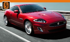 ECU Remap - Chiptuning Jaguar  XK