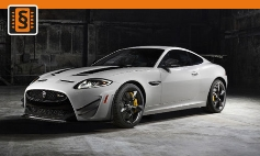 ECU Remap - Chiptuning Jaguar  XKR
