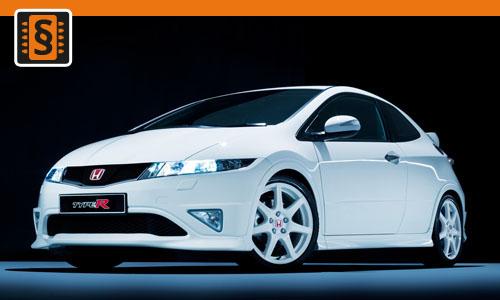 Chip tuning power box for Honda Civic 2.2 CDTI 140 hp digital