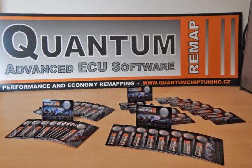 Quantum VIP karty