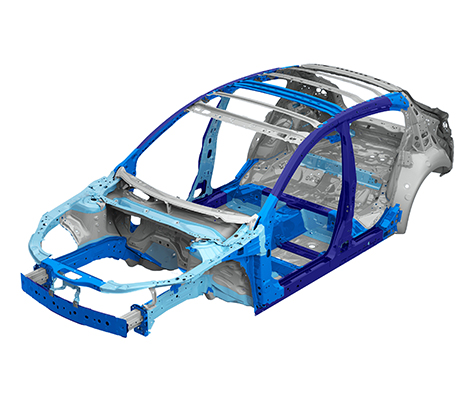 The body frame