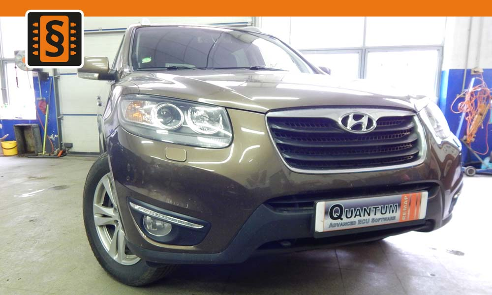 Reference Chiptuning Jihlava Hyundai Santa Fe 2.2CRDi 145kw