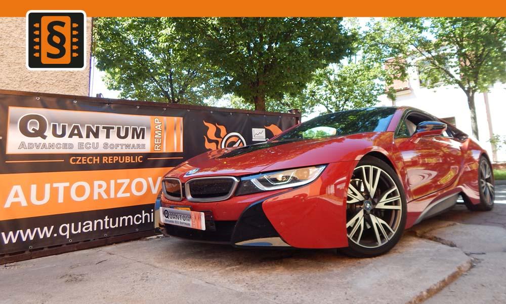 Reference Quantum Praha Chiptuning BMW i8 Hybrid
