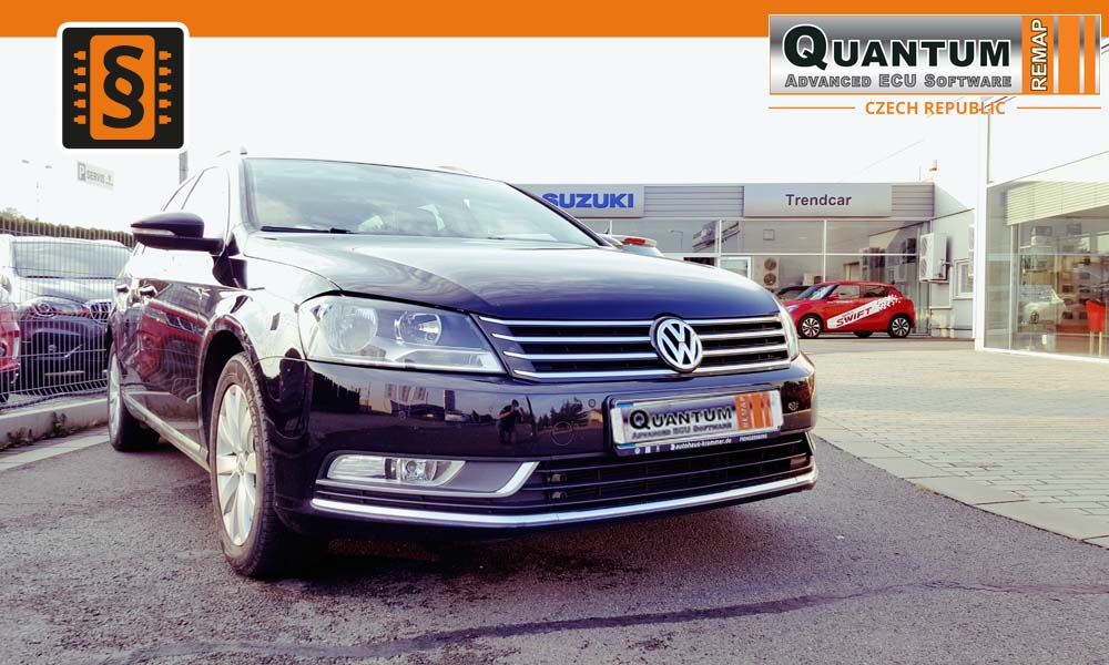 Reference Olomouc Chiptuning VW Passat B7 2.0TDi 103kw