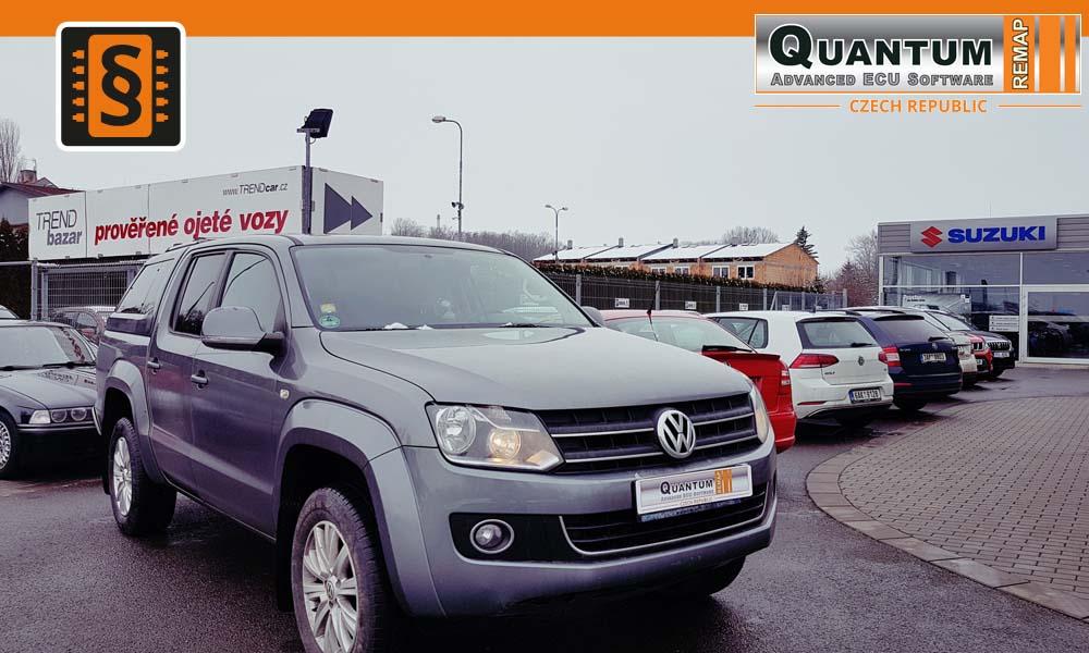 Reference Olomouc Chiptuning VW Amarok 2.0bi-TDi 120kW