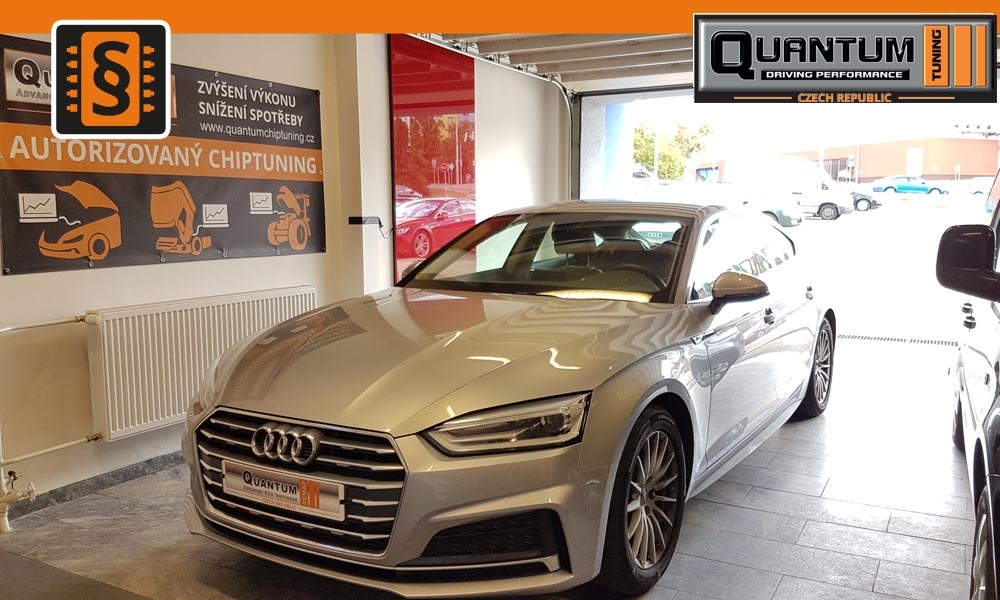 Reference Praha Chiptuning Audi A5 2.0TFSi