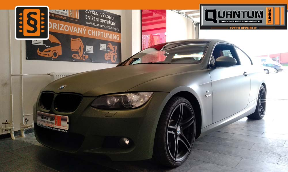 Reference Praha Chiptuning BMW 335i 225kw