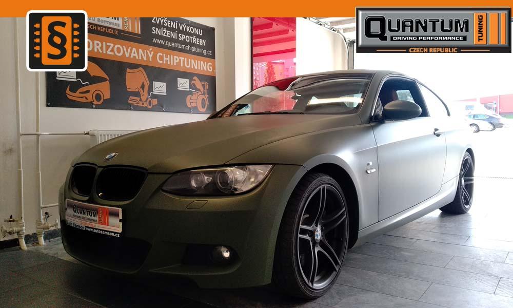 Reference Praha Chiptuning BMW 335i 225kw