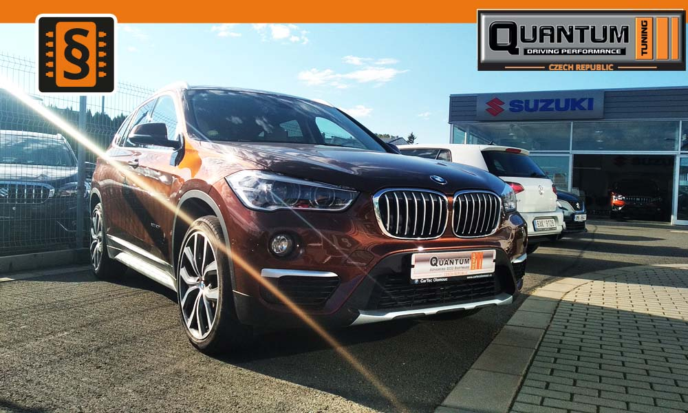 Reference Olomouc Chiptuning BMW X1 2.0i 141kW