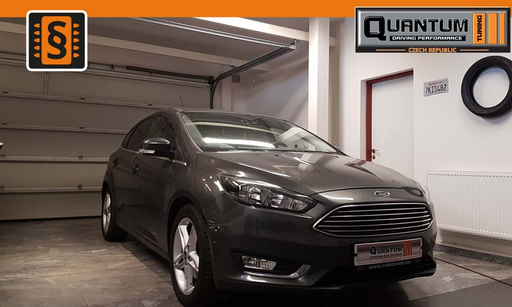 Reference Praha Chiptuning Ford Focus 1.5T Ecoboost 150hp
