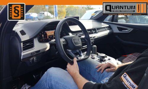 Reference Olomouc Chiptuning Audi Q7 50d 200kW Interier