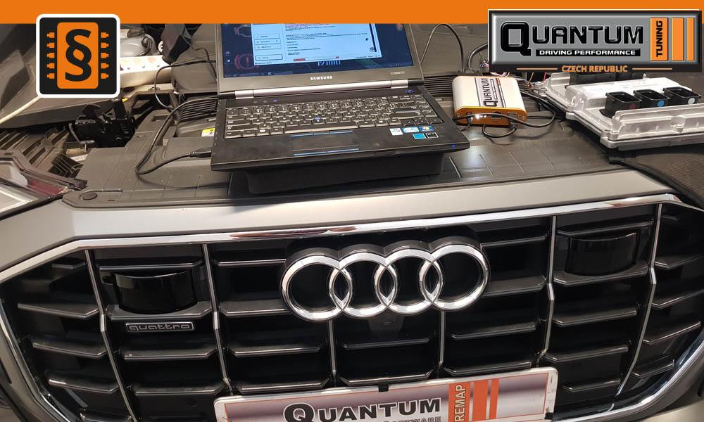 Chiptuning Audi Q8 50 TDi
