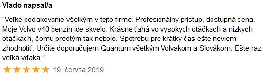Quantum ECU remap customer review